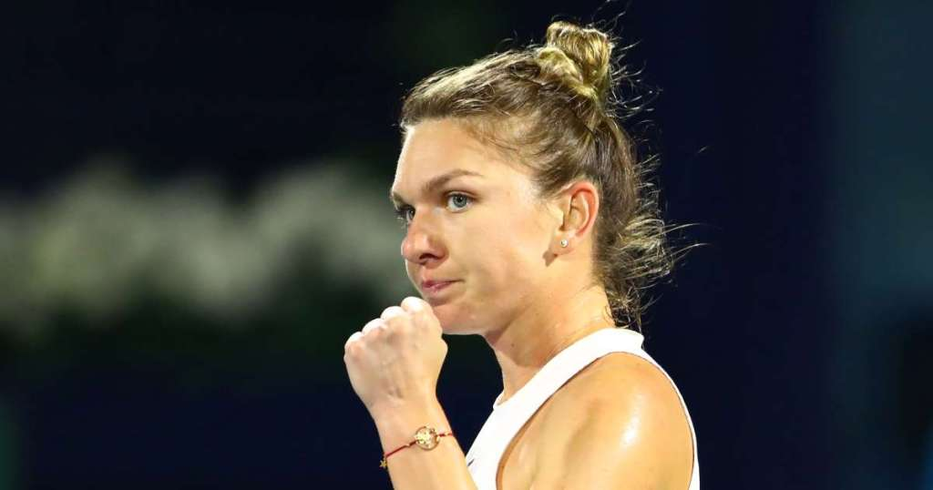 Halep withdraws from Palermo organisers profoundly disappointed.img