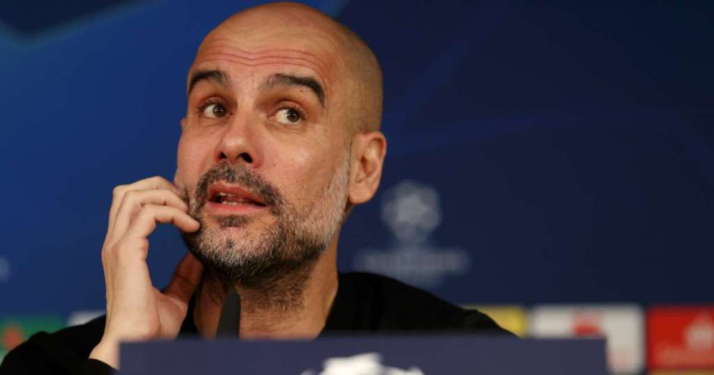 Man City dont need to recall past failures as motivation.img