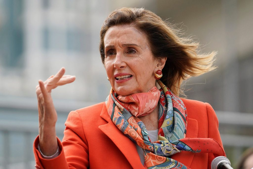 nancy-pelosi-hosts-virtual-g7-summit-with-world-leaders:-'the-climate-crisis-is-the-existential-threat-of-our-time'