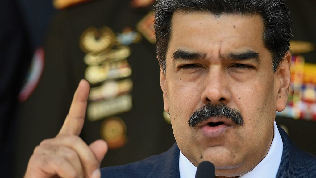 white-house-labels-venezuela's-maduro-cocaine-'kingpin'-over-alleged-drug-trafficking-ties