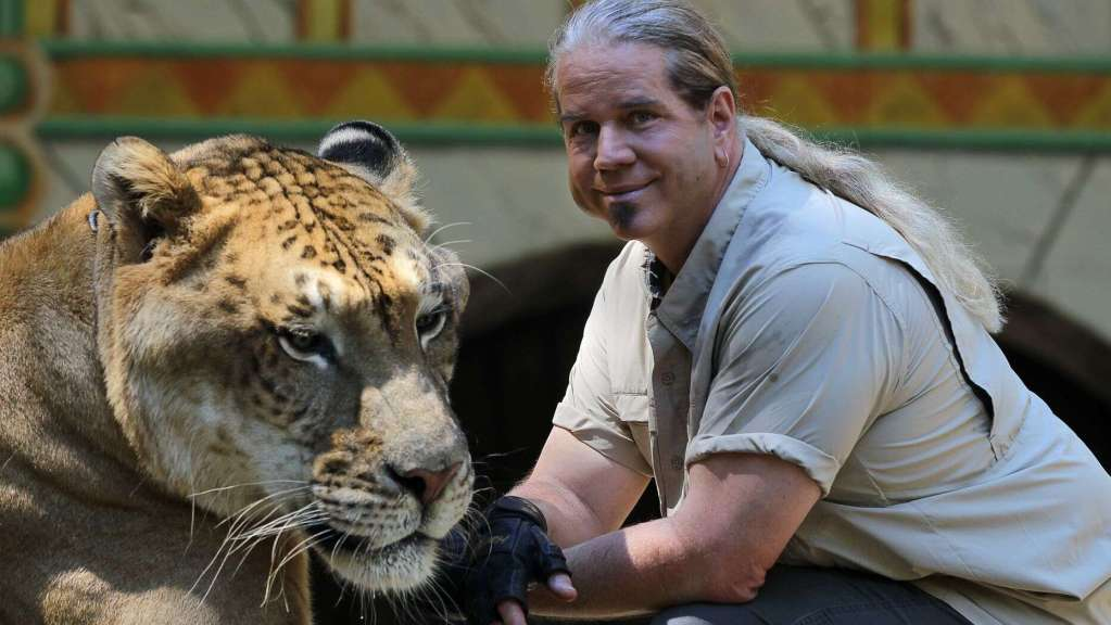 'Tiger King' star Doc Antle indicted on wildlife trafficking charges