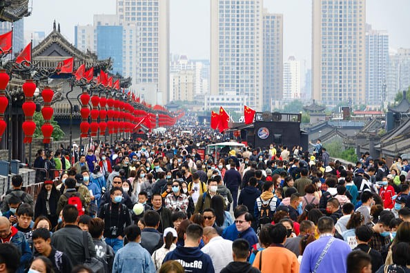 China economic recovery after Covid-19 pandemic, golden week activities