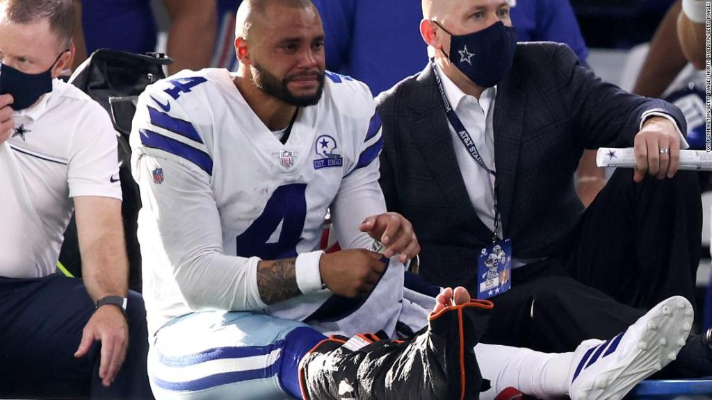 Dak Prescott: The cost of his injury to him and the Dallas Cowboys