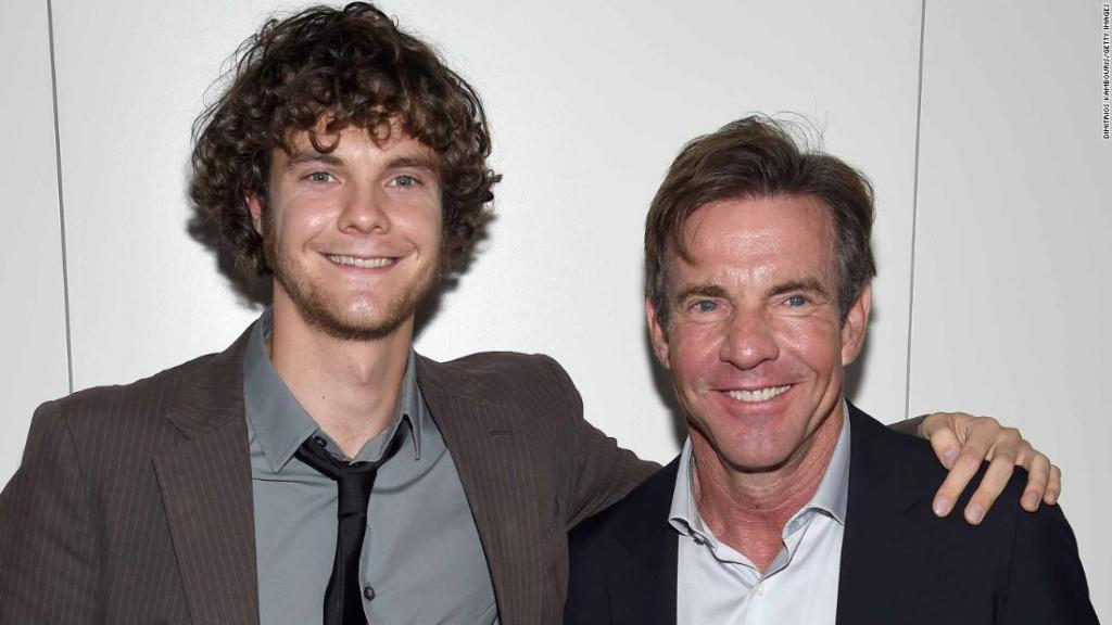 Dennis Quaid's son Jack didn't want help from his famous parents
