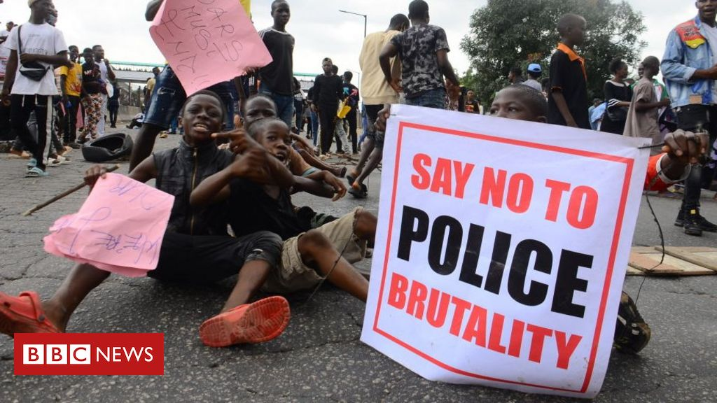 End Swat: Nigerians reject police unit replacing hated Sars