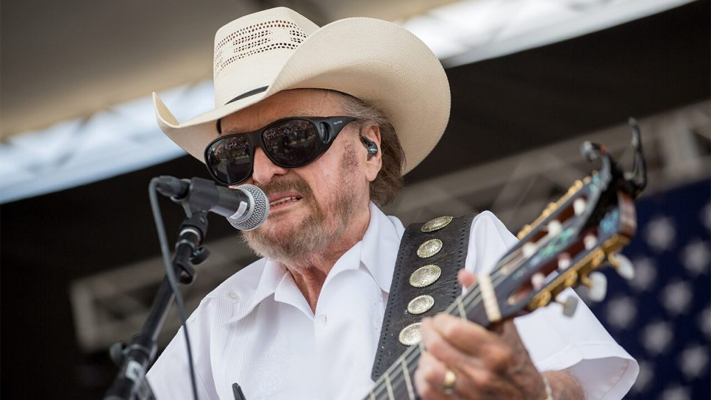 Johnny Bush, songwriter who penned Willie Nelson's 'Whiskey River,' dead at 85