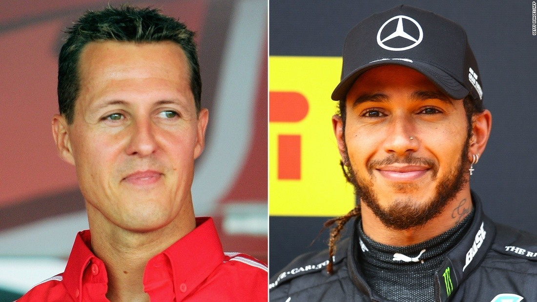 Lewis Hamilton vs Michael Schumacher: Who is the greatest?