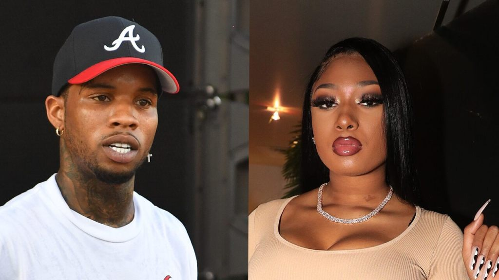 Megan Thee Stallion's alleged shooter Tory Lanez charged with assault