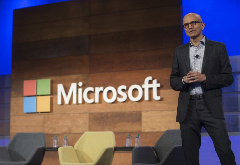 Microsoft will let employees work from home half the time