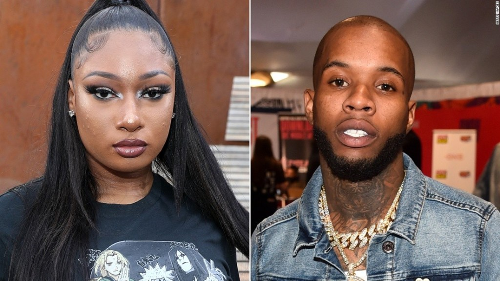 Rapper Tory Lanez charged in shooting of Megan Thee Stallion