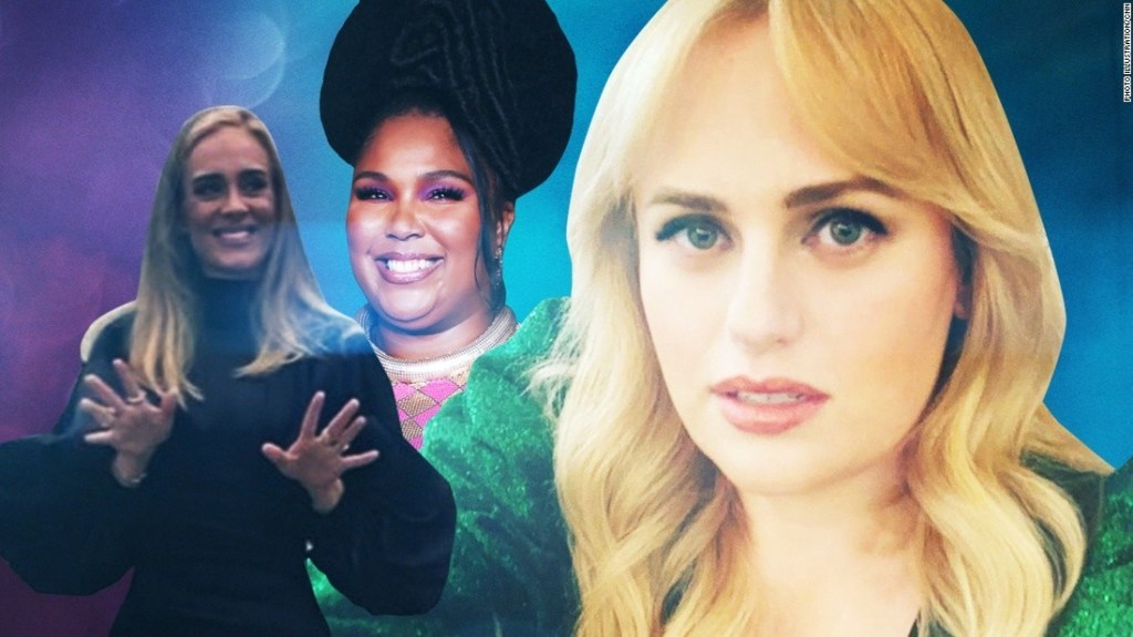 Rebel Wilson, Lizzo and Adele's personal fitness is just that. Personal.