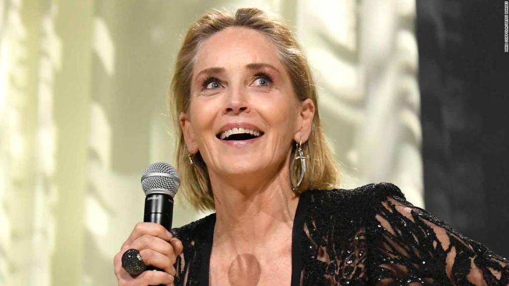 Sharon Stone says she's 'had it' with dating