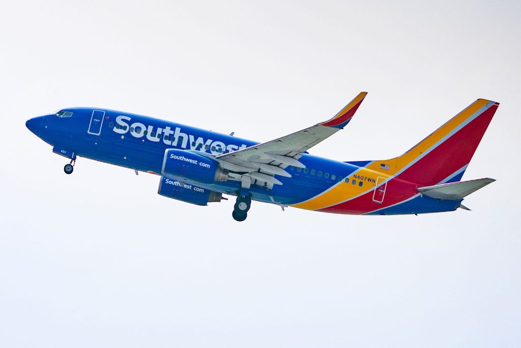 Southwest is expanding in United hubs in Houston and Chicago