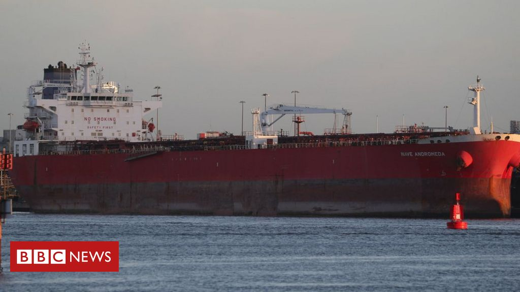 Tanker stowaways: 'Hijacking' ends after special forces storm ship
