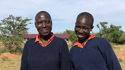 The Kenyan school helping to rebuild communities along a violent border