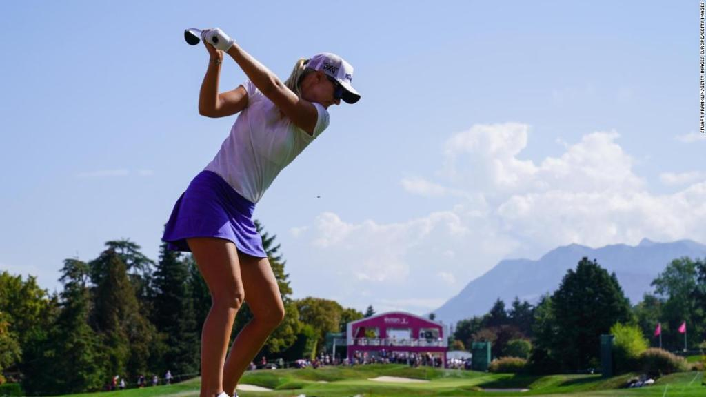 Anna Nordqvist: European golf icon