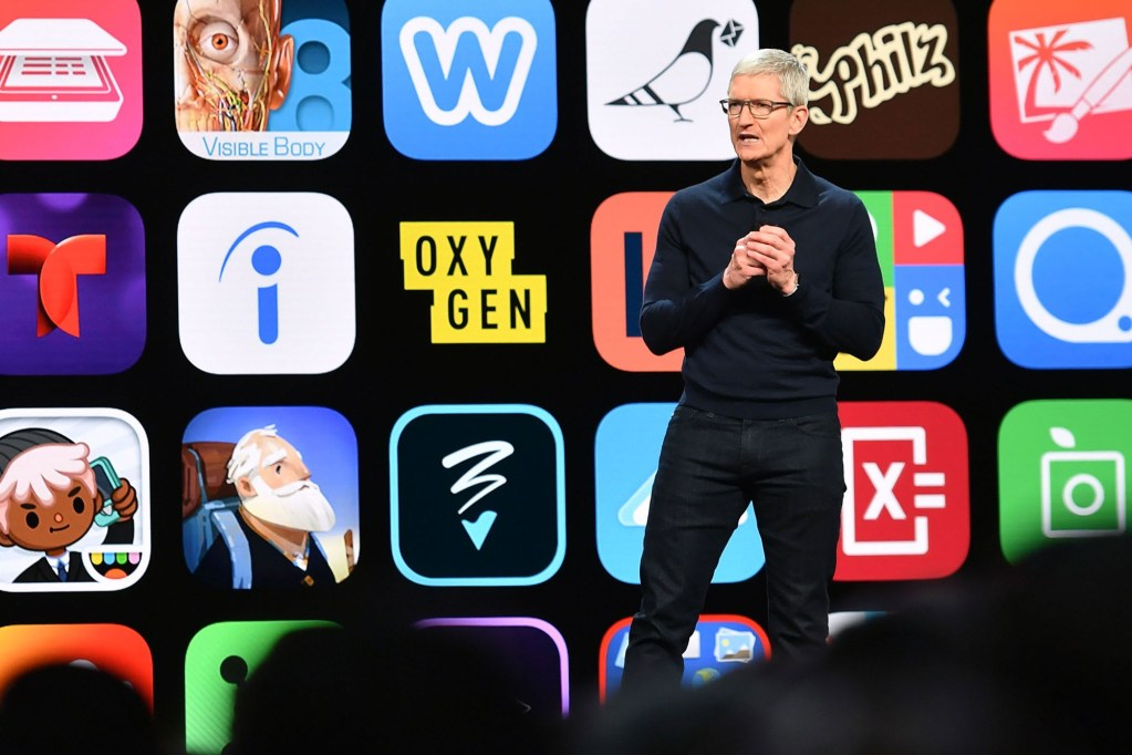 Apple will cut App Store fees by half to 15% for small developers
