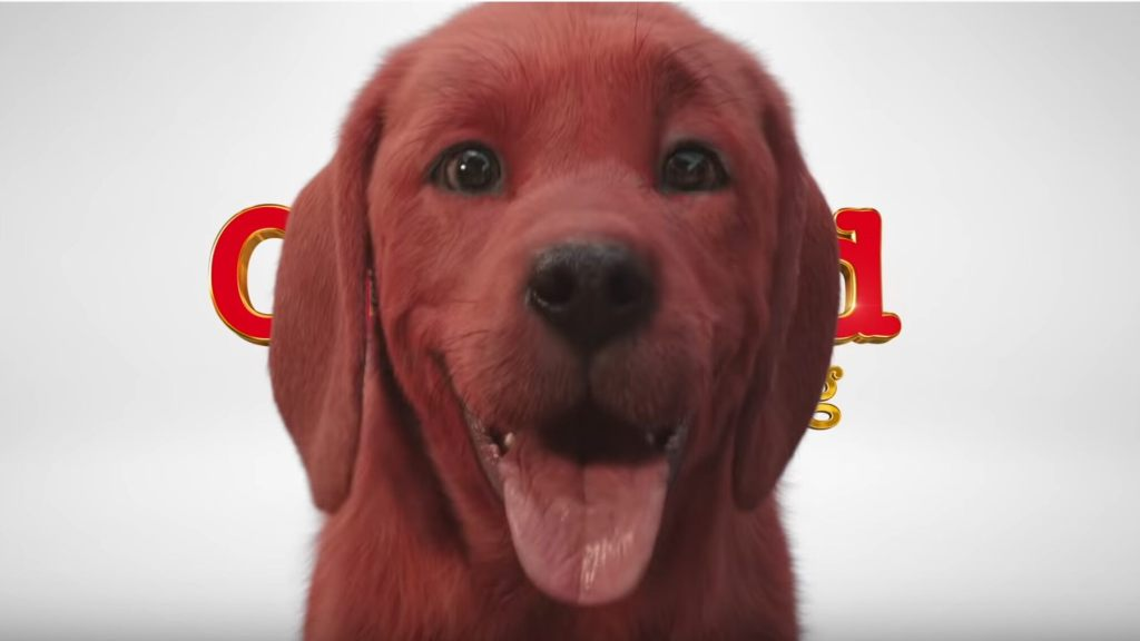 'Clifford the Big Red Dog' live action trailer criticized for depiction of dog