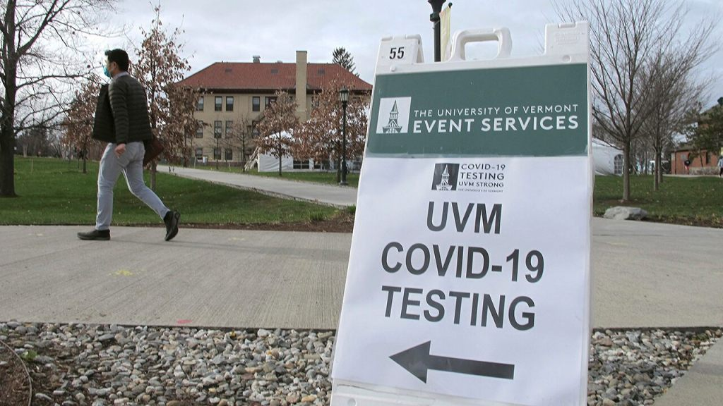 Colleges mull new coronavirus protocols for students' return