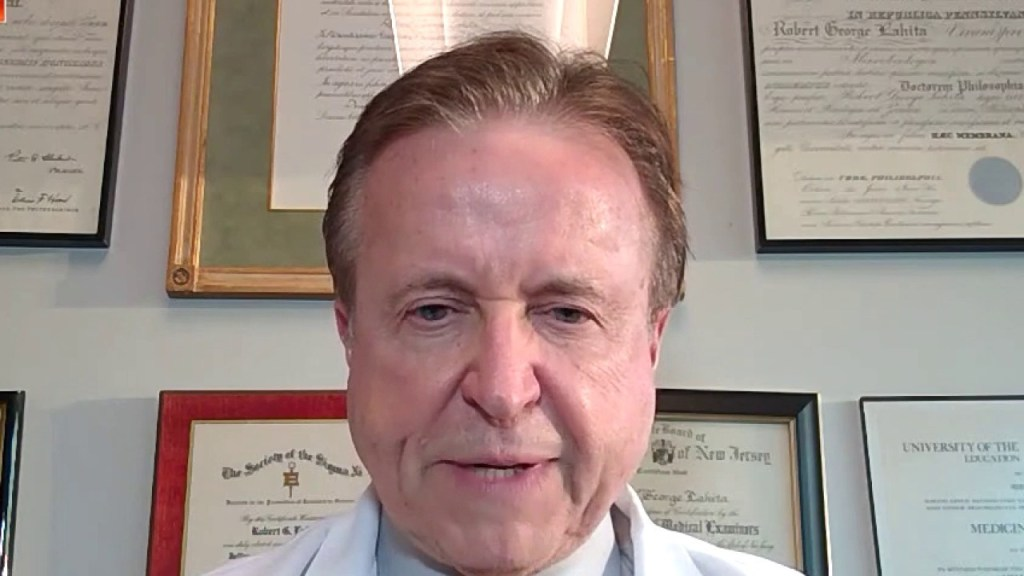 Dr. Bob Lahita: 'I don't understand' NYC stopping in-person classes due to COVID-19 case spike