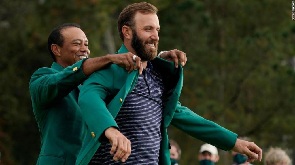 Dustin Johnson: Is golf set for a new era of dominance after Masters win?