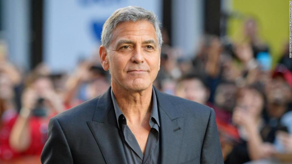 George Clooney reflects on his frightening 2018 accident