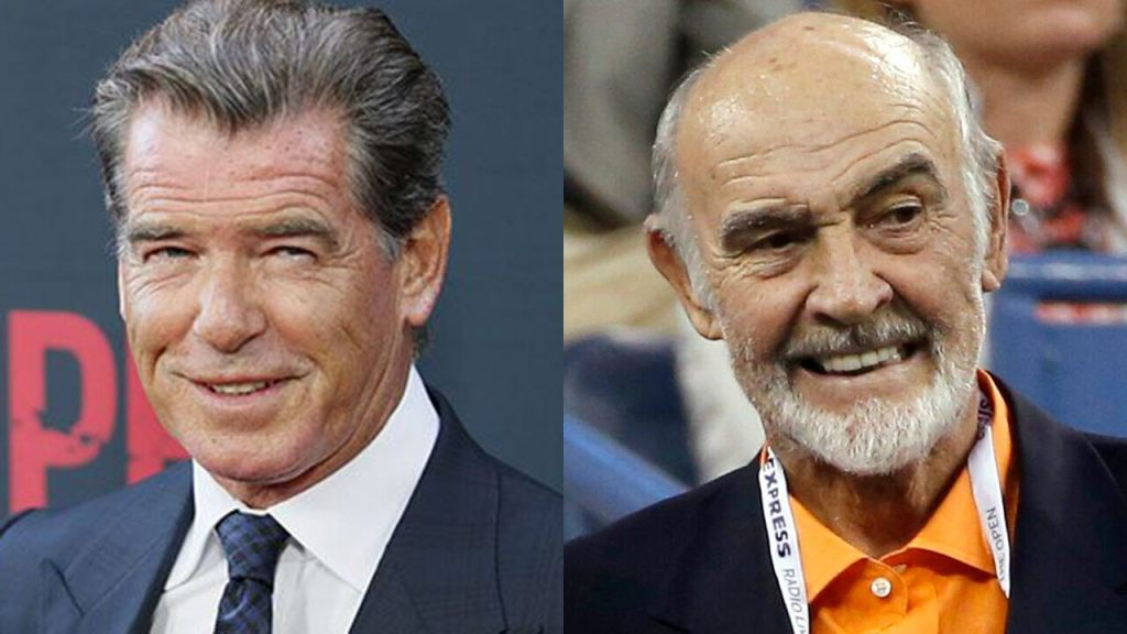 James Bond actor Pierce Brosnan honors Sean Connery following his death at age 90