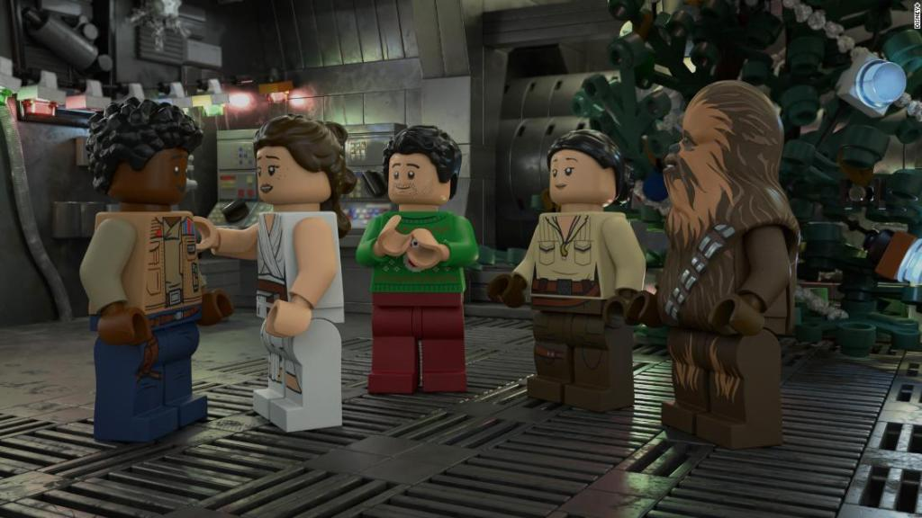 'Lego Star Wars Holiday Special' review: Disney+ takes a nostalgic tour of 'Star Wars' history