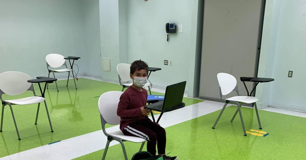 Newark will temporarily close remote learning sites due to virus surge