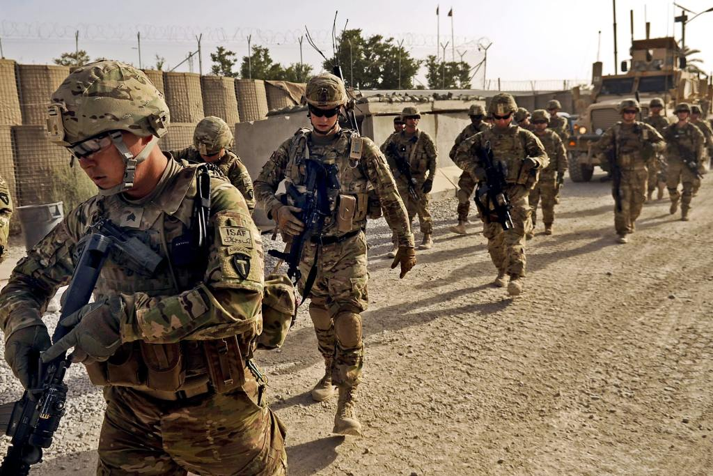 Pentagon announces U.S. military reduction in Iraq and Afghanistan