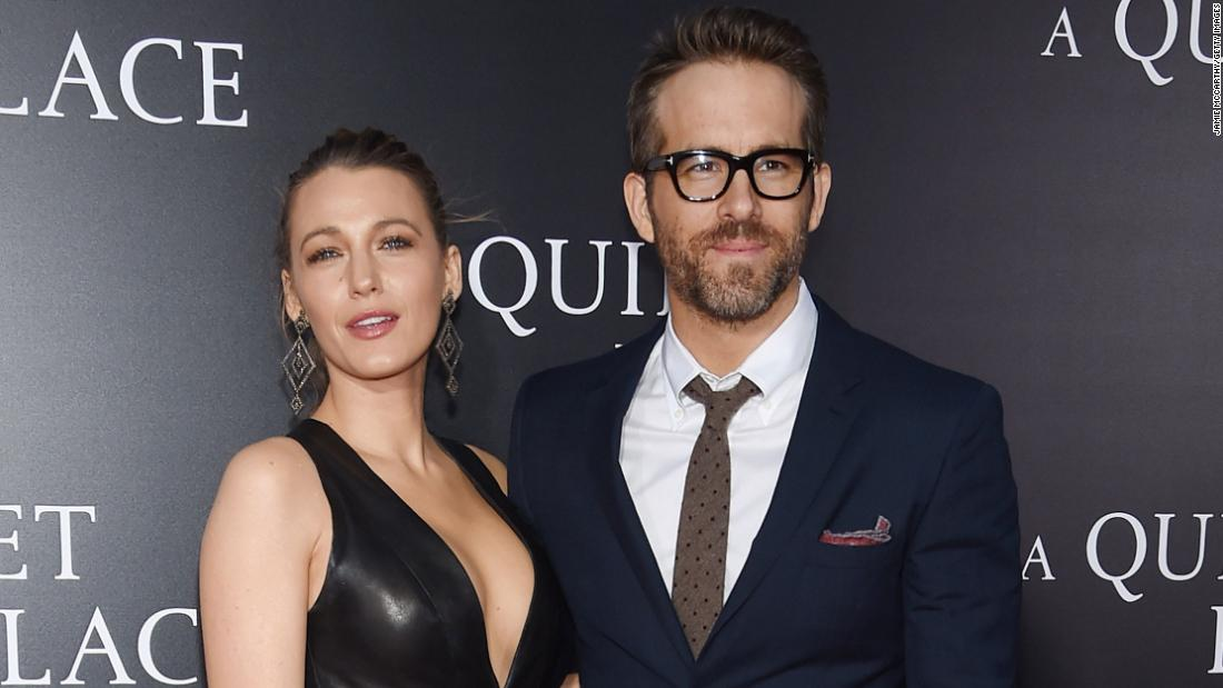 Ryan Reynolds and Blake Lively donate $500,000 to support homeless youth in Canada