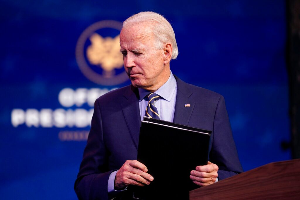 Biden trails Trump, Obama and Bush in dragging feet to name attorney general pick