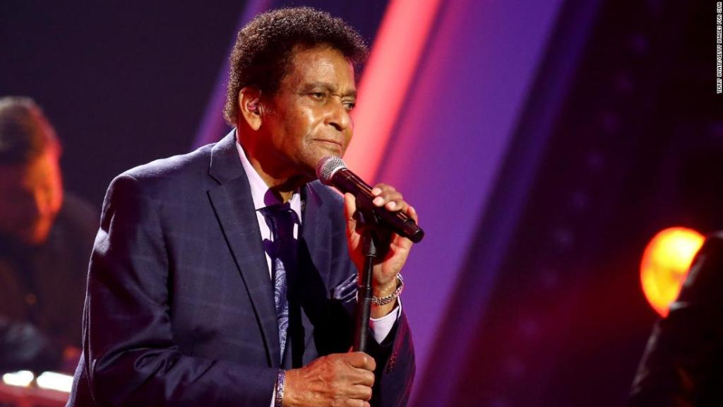 CMAs say Charley Pride was tested for Covid-19 before and after awards show