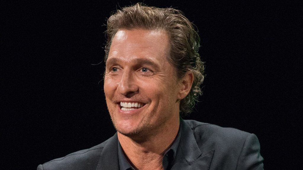 Matthew McConaughey's life has been 'enriched' while quarantining