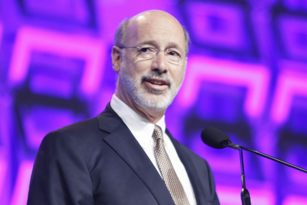 Pennsylvania Gov. Tom Wolf tests positive for Covid and is isolating at home