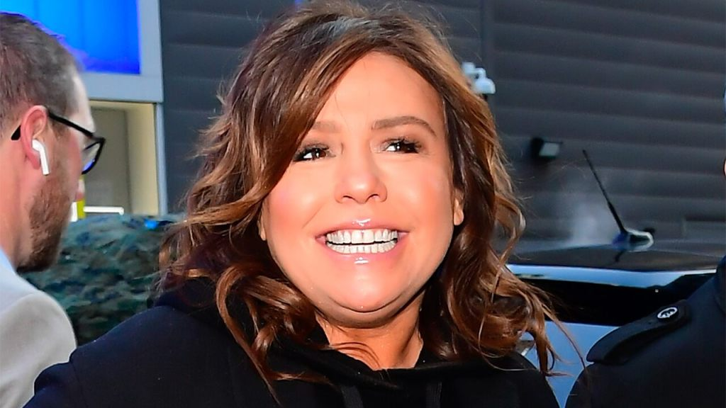 Rachael Ray gets emotional showing off guest house decorated for Christmas after losing main home to fire