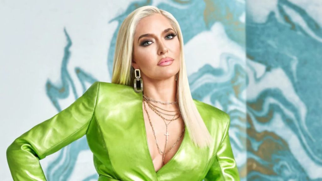 'Real Housewives' star Erika Jayne's ex Tom Girardi doesn't want to pay spousal support: report