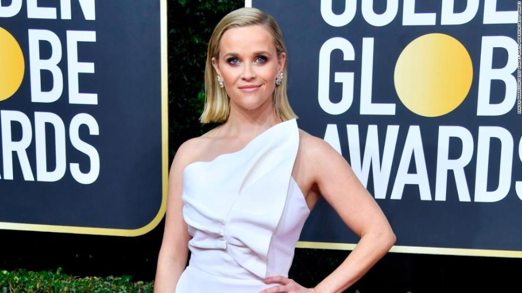 Reese Witherspoon says she was caught off guard by ex Ryan Phillippe's 2002 Oscars comment