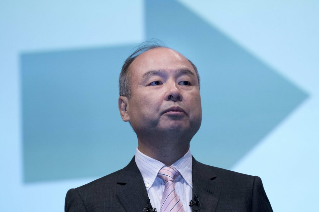 SoftBank shares surge after report says it's considering going private
