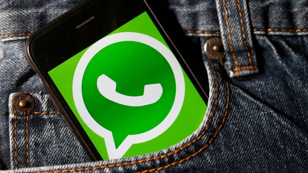 UK has not ordered 'backdoor access' to WhatsApp messages - but could issue injunction against Facebook's encryption plans | Science & Tech News