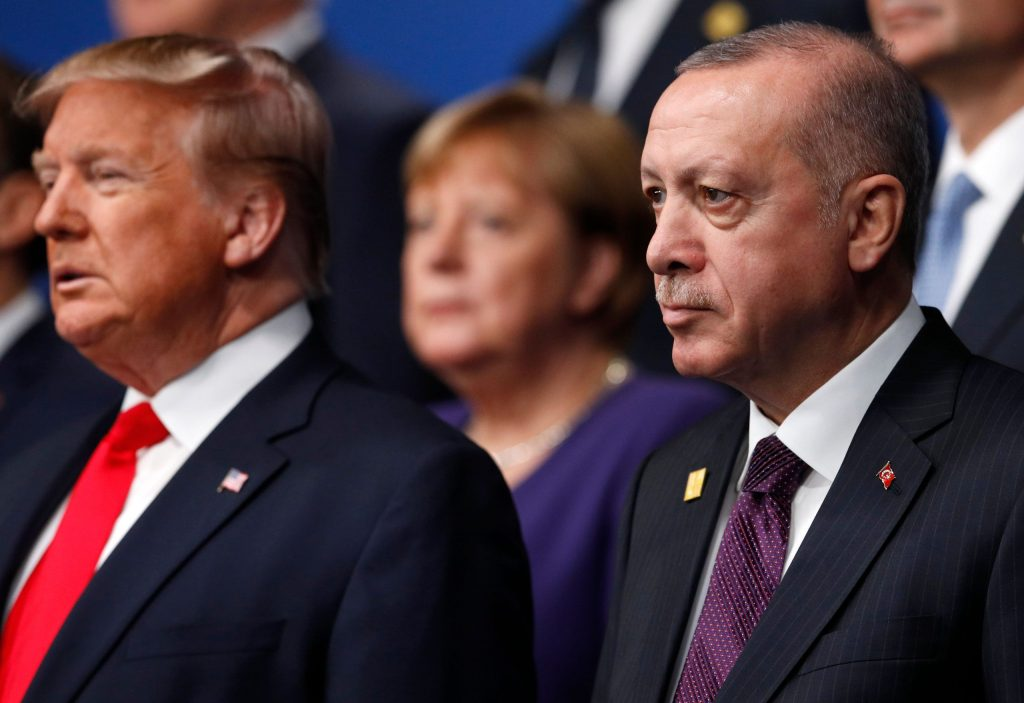 U.S. sanctions Turkey over purchase of Russian S-400 missile system