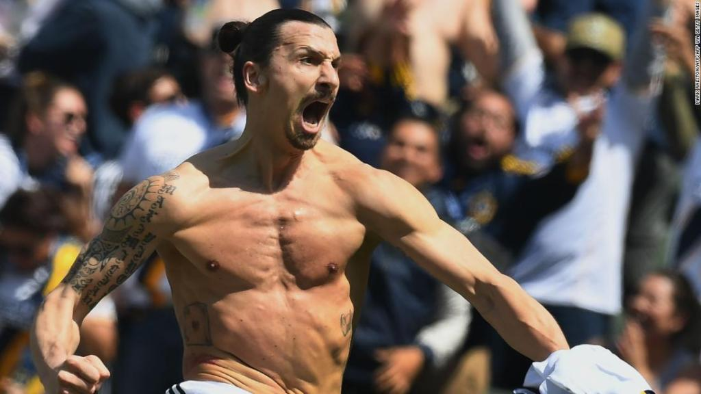 Zlatan Ibrahimovic fails to make MLS list of 25 greatest ever players