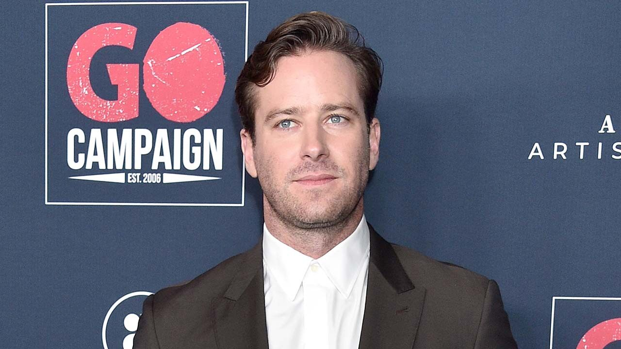 Armie Hammer 'genuinely sorry' for referring to scantily clad woman in video as 'Miss Cayman'