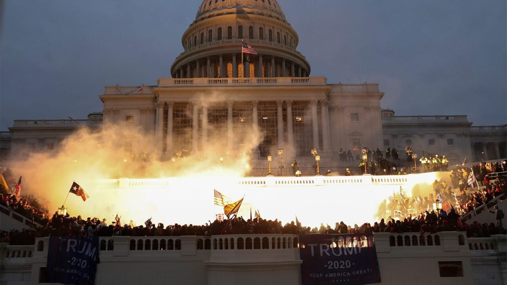Army secretary says Capitol Police did not seek National Guard troops before riot