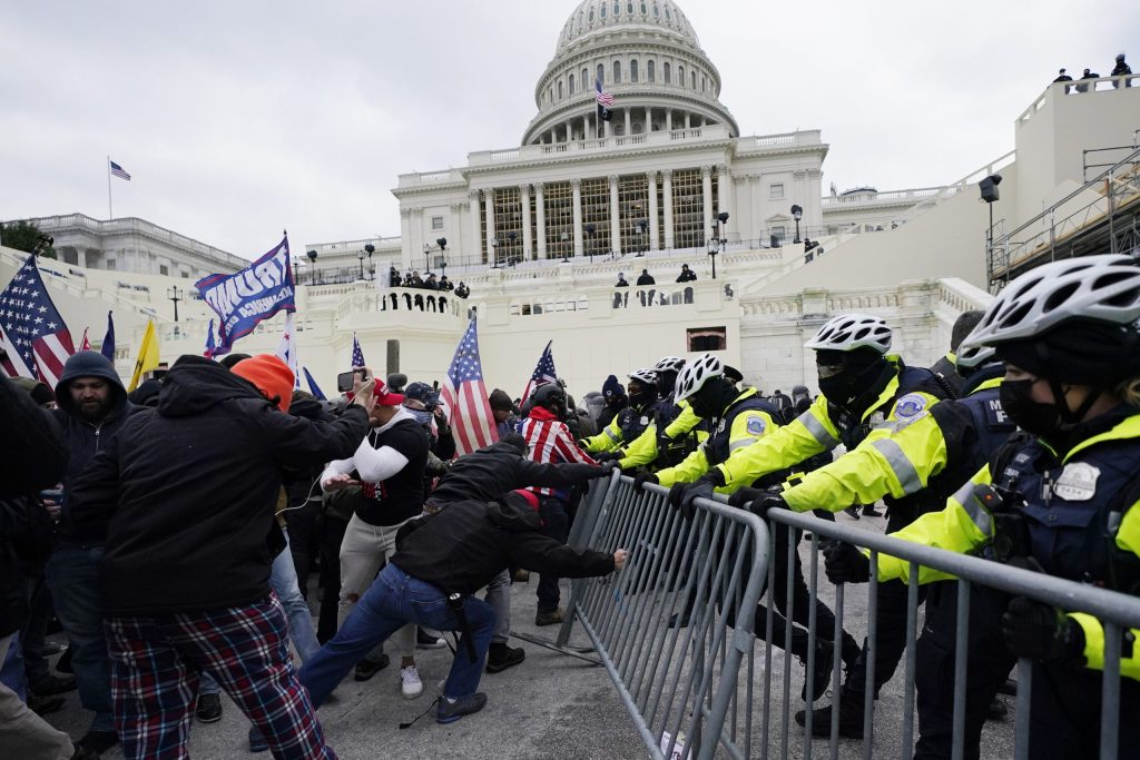 Capitol riots: We've crossed the Rubicon, lawmakers don't trust one another