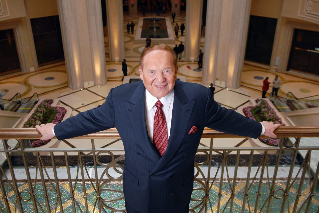 Casino mogul and GOP megadonor Sheldon Adelson has died at age 87