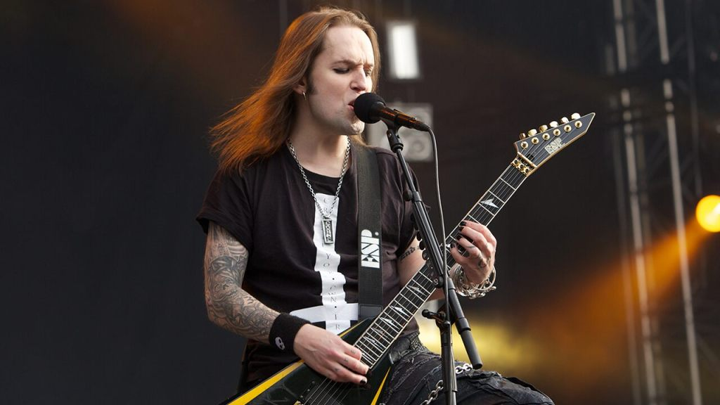 Children of Bodom frontman Alexi Laiho dead at 41: 'We are all absolutely shocked and devastated'