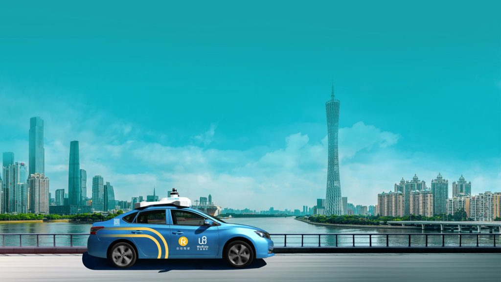 Chinese driverless car start-up WeRide raises $310 million in funding