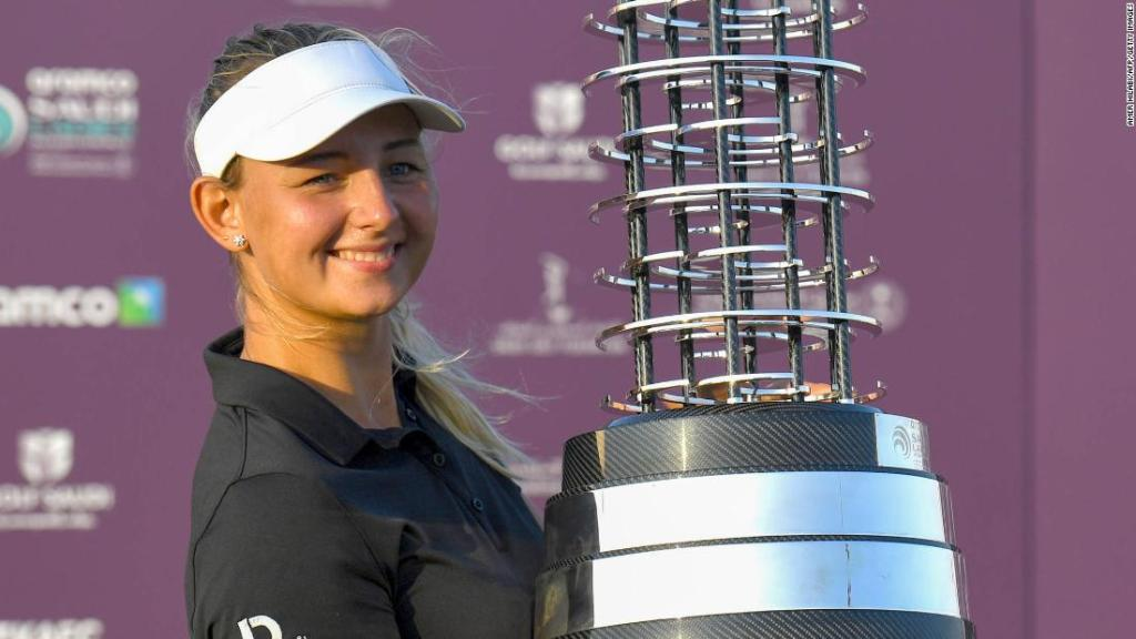 Emily Kristine Pedersen is a star on the rise after back-to-back Tour wins