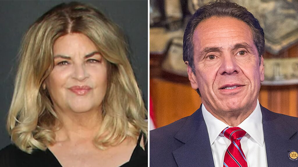 Kirstie Alley calls out NY Gov. Cuomo for sudden change on lockdown days before Biden inauguration